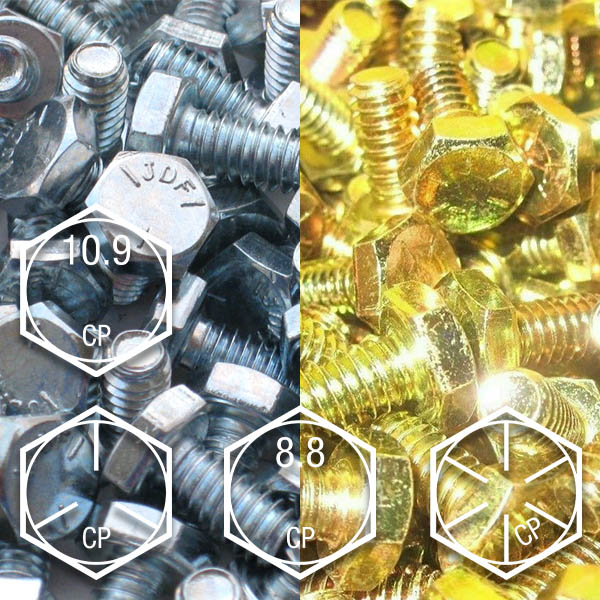 Identifying High Tensile Bolts?